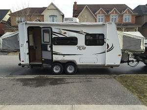Rockwood Roo 19ft Hybrid, Excellent Condition