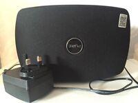 Pure Jongo T2 Wireless Speaker with Wi-Fi and Bluetooth - Black