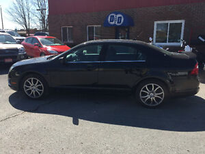 2010 Ford Fusion SEL AWD V6  ! ! ! ONLY 83K  ! ! !
