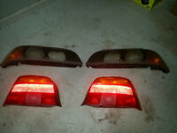 1997-2003 BMW 5 Series (e39) Lights