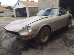 1972 Datsun 240z Project car