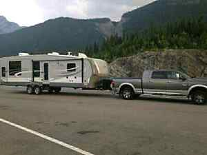 2014 OPEN RANGE JOURNEYER 337 RLS