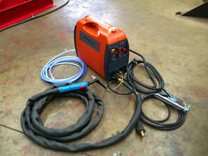 HF tig/stick inverter