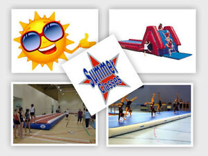 Gymnastics and Tumbling Classes for all ages and abilities.
