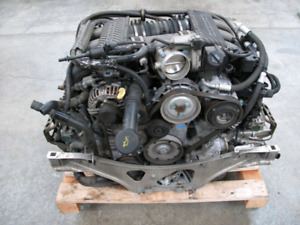Porsche 911 996 3.4L complete engine many extra