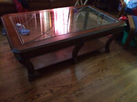 Hooker Furniture Coffee Table - Solid Wood - Best Offers!