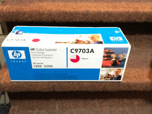Printer Toners (Brand New)