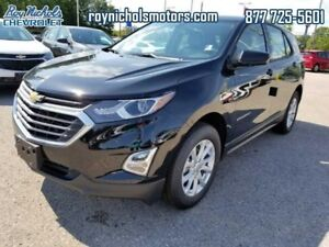2018 Chevrolet Equinox LS  - Bluetooth -  Heated Seats - $175.14