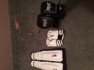 Mma and boxing gear