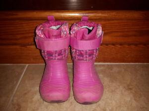 Girls Toddler Boots - Merrell - Size 7