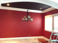 Residential Repaints as well as New Construction