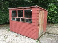 Old shed. 8x6. Free if you can collect.