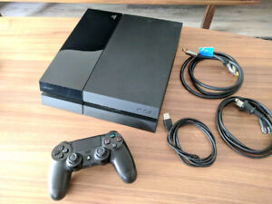 Playstation 4 • 500GB - Firmware 5.05 !!! ( JAILBREAKABLE )