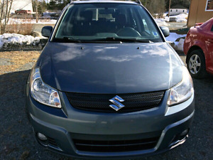 2007 SUZUKI SX4 AWD NEW MVI LOW MILEAGE MINT CONDITION