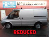 Ford Transit 260 LR SWB VAN 125PS