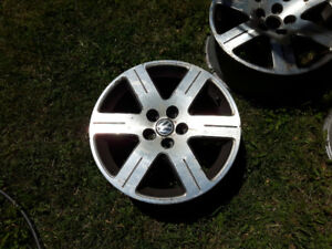"Rims from 2006 Volkswagen beetle 16"" 5x100"