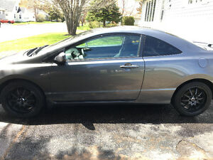 2010 Honda Civic Coupe LOW KMS - Excellent condition!! REDUCED