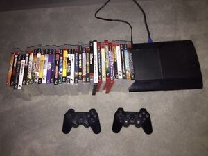 PS3 2 Controller 32 Games