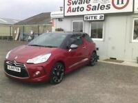 2014 CITROEN DS3 E-HDI DSTYLE PLUS 1.6L - 34,887 MILES - FREE TAX - 2 OWNERS