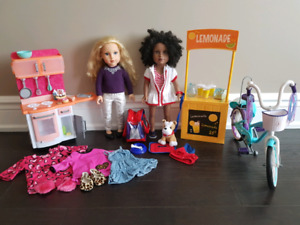 Journey Girls Dolls and Accessories