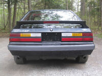 1986 FORD MUSTANG GT - T-TOP RUST FREE FULLY LOADED - TRADES?