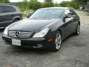 Luxuriate with Power! Mercedes Benz CLS 550