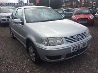 2000 VOLKSWAGEN POLO 1.4 Match VERY CLEAN LOW INSURANCE EXAMPLE