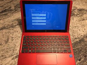 """HP Pavilion 10.1"""" Detachable Touchscreen Laptop"""