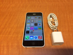 IPHONE 5C 16GB BELL - EXCELLENT CONDITION!