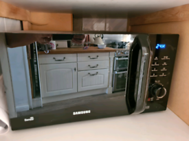 Samsung Smart Cook Sensor Microwave