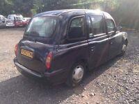London Taxi International TX1 LTI