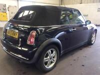 Mini One Convertible 2005 1.6 Lady Owner,Great Car,Drives Lovely,Very High Spec