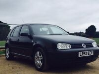2003 (53) Volkswagen Golf 1.6 Automatic MOT July 17 **Reliable and Cheap to run**
