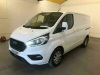 2018 Ford Transit Custom 2.0 280 EcoBlue Limited L1 H1 EU6 5dr