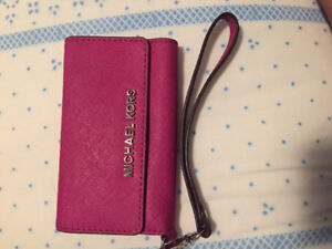 Micheal Kors Wallet iPhone 5/5s Case
