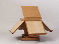 Can you build this revolving bookstand?