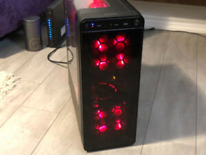 Ryzen 5 1600x gaming pc