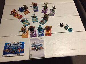 SKYLANDERS SPYRO'S COLLECTION W/Wii CD ONLY $145!!