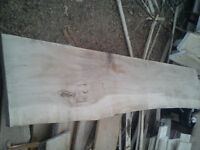 Slabs of wood for sale