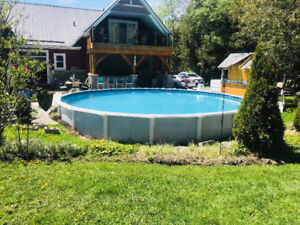ABOVE GROUND SWIMMING POOLS POOL