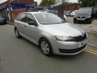 Skoda Rapid Spaceback 1.6TDI CR ( 90ps ) Spaceback DSG S