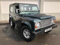 2011 Land Rover Defender 90 County 2.4TDCI **19,000 Miles - Full History**