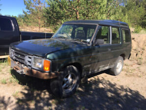 1991 RHD Land Rover Discovery 3 door