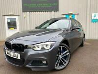 18/18 BMW 335d xDrive M Sport Shadow Touring Auto, 40k FBMWSH, £401.26pm