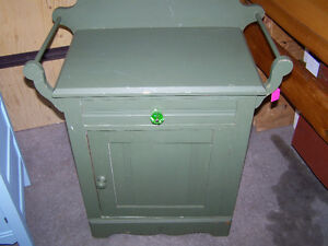 Green Commode