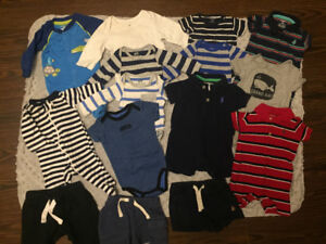 Baby Boy Clothes - Newborn up to 1 year