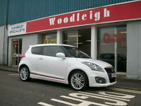 2012 SUZUKI SWIFT 1.6 SPORT,3 DOOR,UPTO 5 YEARS 0% FINANCE AVAILABLE,OR