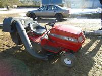 Tracteur YARDMAN 10 HP 36`` de coupe avec sacs