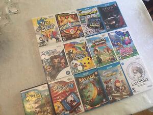 Nintendo Wii and Wii U Games