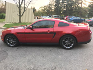 2012 Ford Mustang Club of America Edition Coupe (2 door)